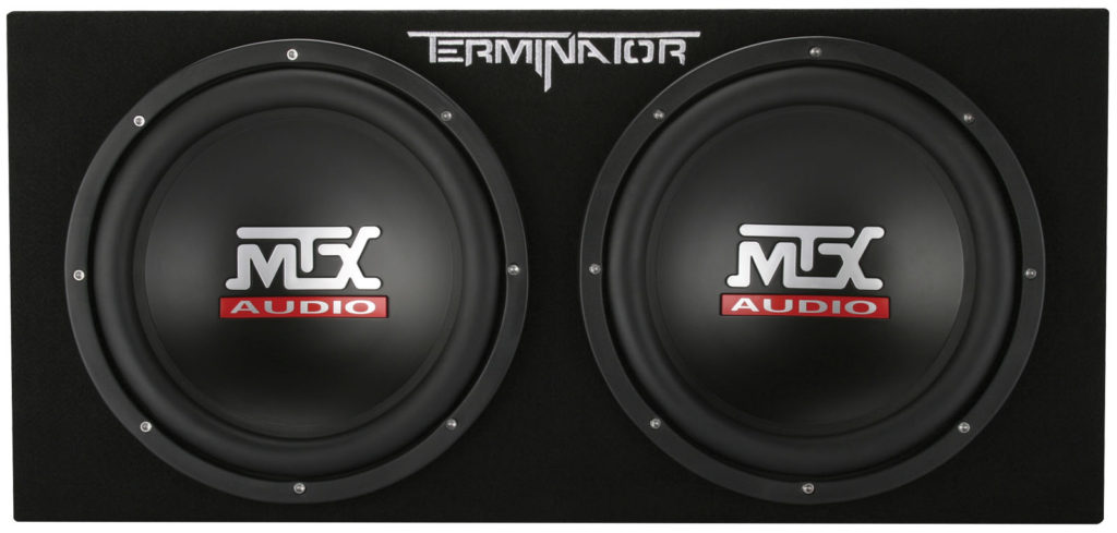 The MTX Terminator Subwoofers 12 inches